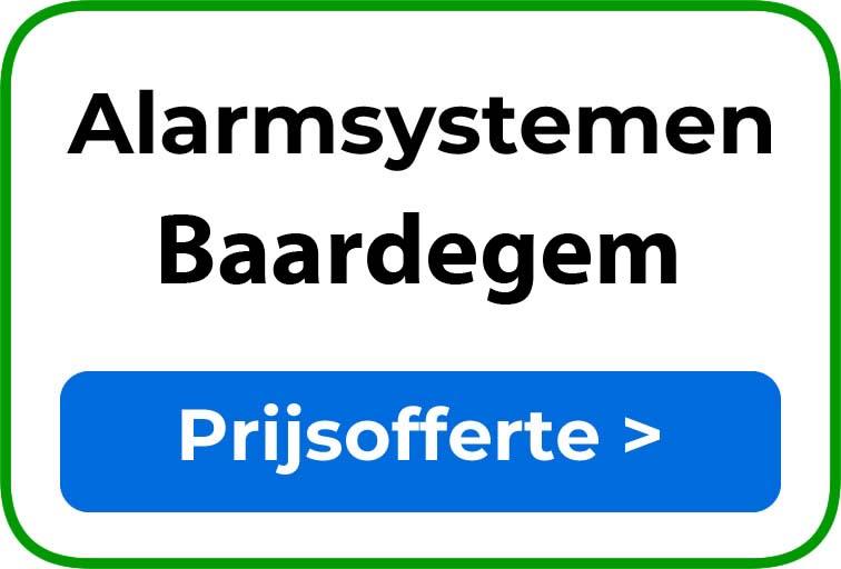 Alarmsystemen in Baardegem