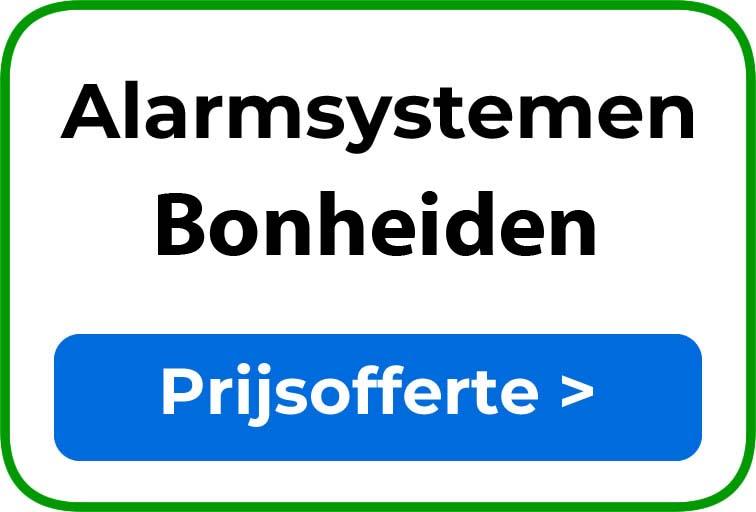 Alarmsystemen in Bonheiden