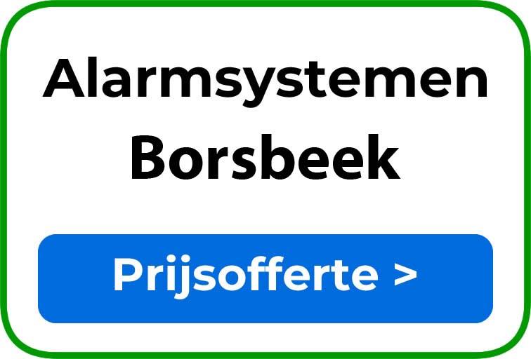 Alarmsystemen in Borsbeek