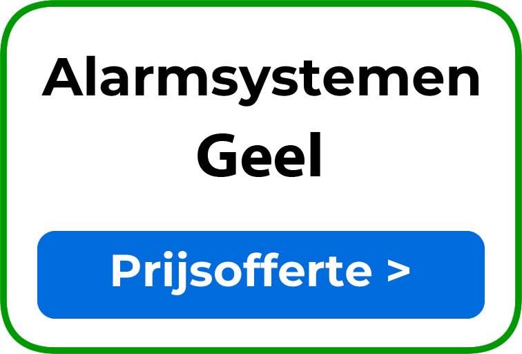 Alarmsystemen in Geel