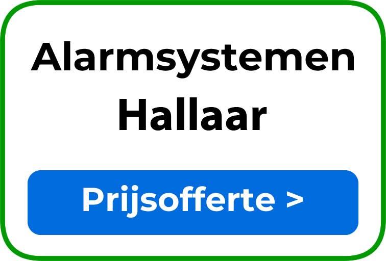 Alarmsystemen in Hallaar