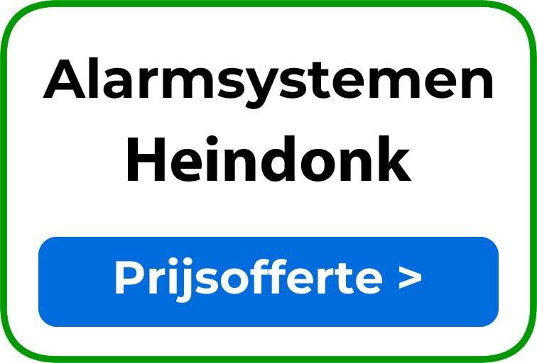 Alarmsystemen in Heindonk