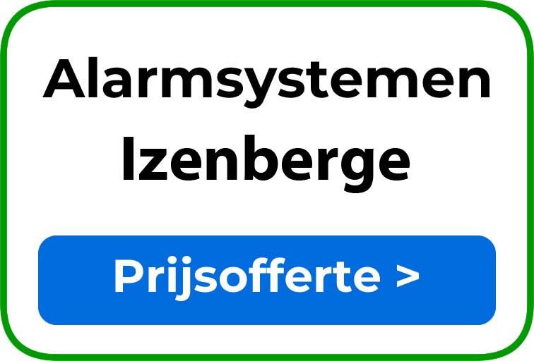 Alarmsystemen in Izenberge