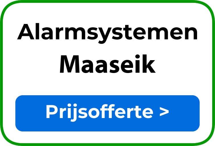 Alarmsystemen in Maaseik
