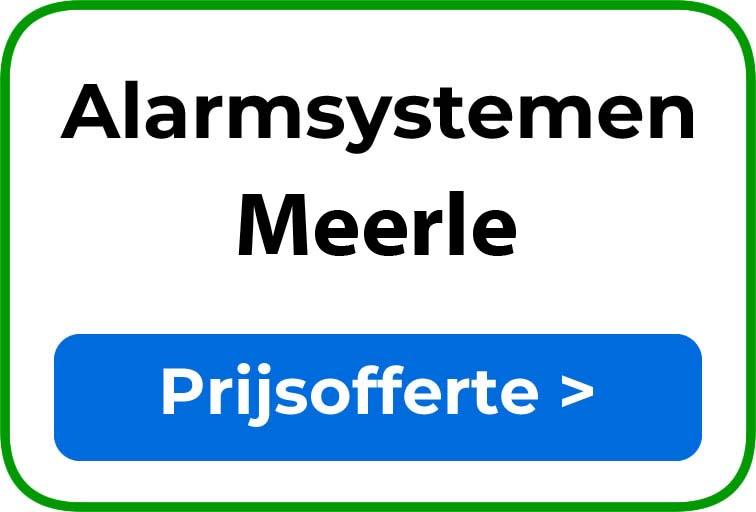 Alarmsystemen in Meerle