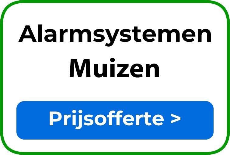 Alarmsystemen in Muizen
