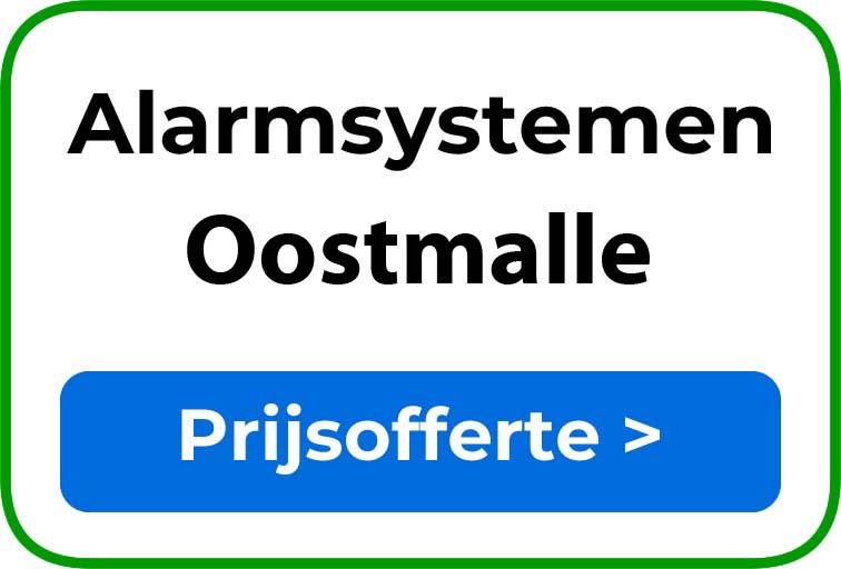 Alarmsystemen in Oostmalle