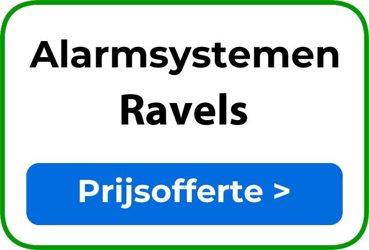 Alarmsystemen in Ravels