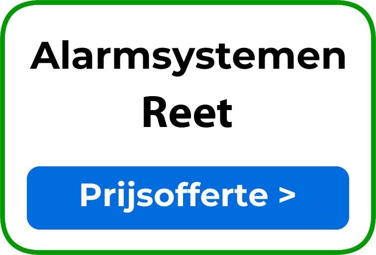 Alarmsystemen in Reet