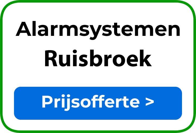 Alarmsystemen in Ruisbroek