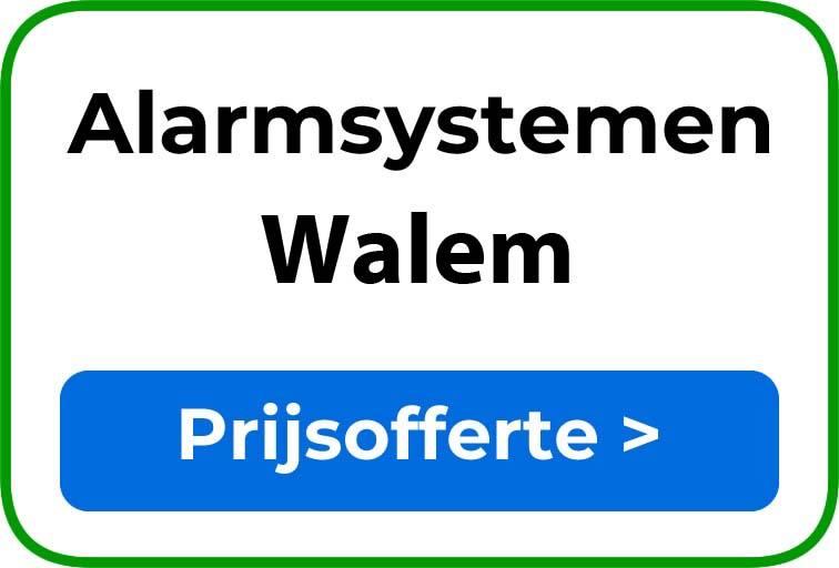 Alarmsystemen in Walem