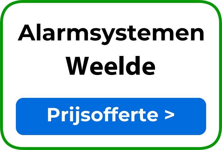 Alarmsystemen in Weelde