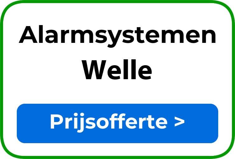 Alarmsystemen in Welle