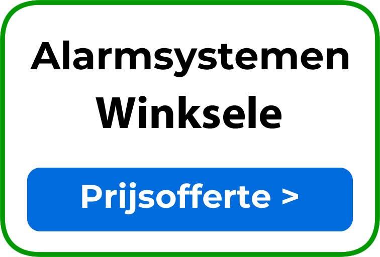 Alarmsystemen in Winksele