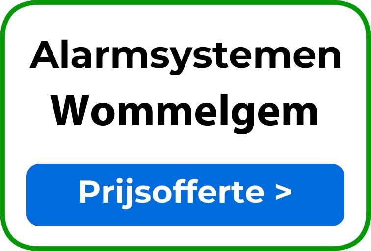 Alarmsystemen in Wommelgem