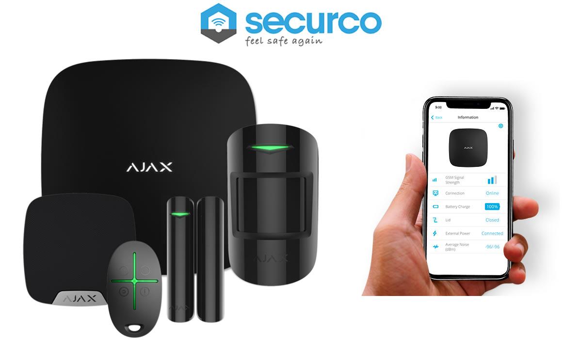 Alarmsystemen prijs Securco