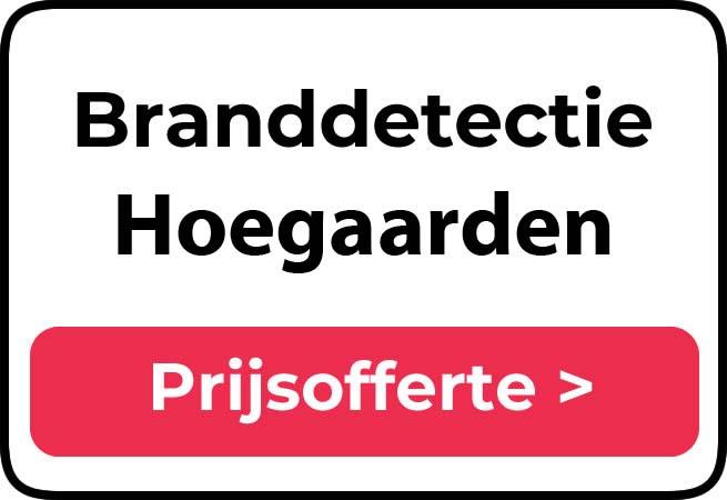 Branddetectie Hoegaarden