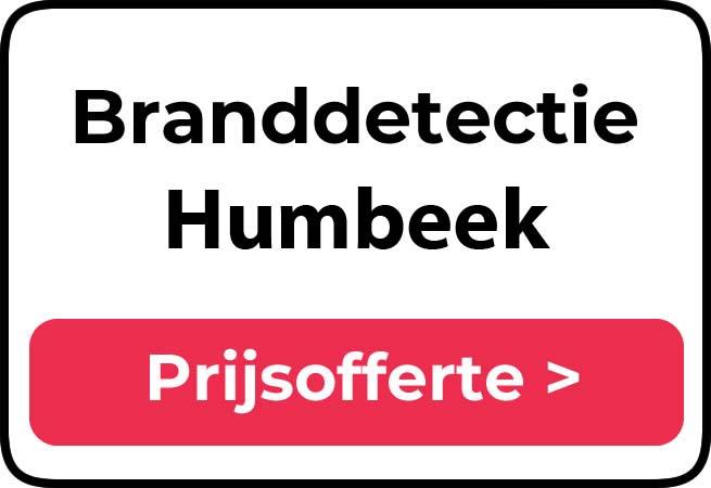 Branddetectie Humbeek