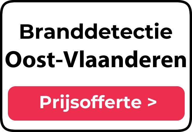 Branddetectie Oost-Vlaanderen Branddetectiesystemen