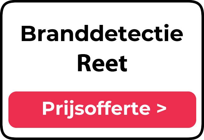 Branddetectie Reet