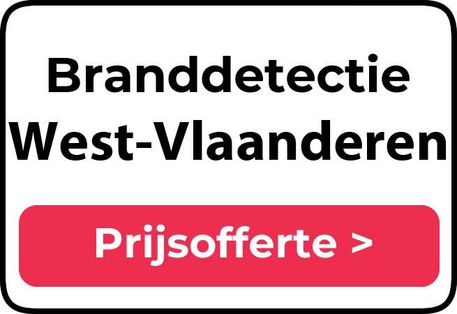 Branddetectie West-Vlaanderen Branddetectiesystemen