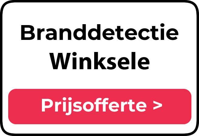 Branddetectie Winksele