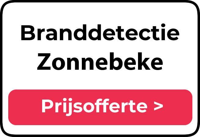 Branddetectie Zonnebeke