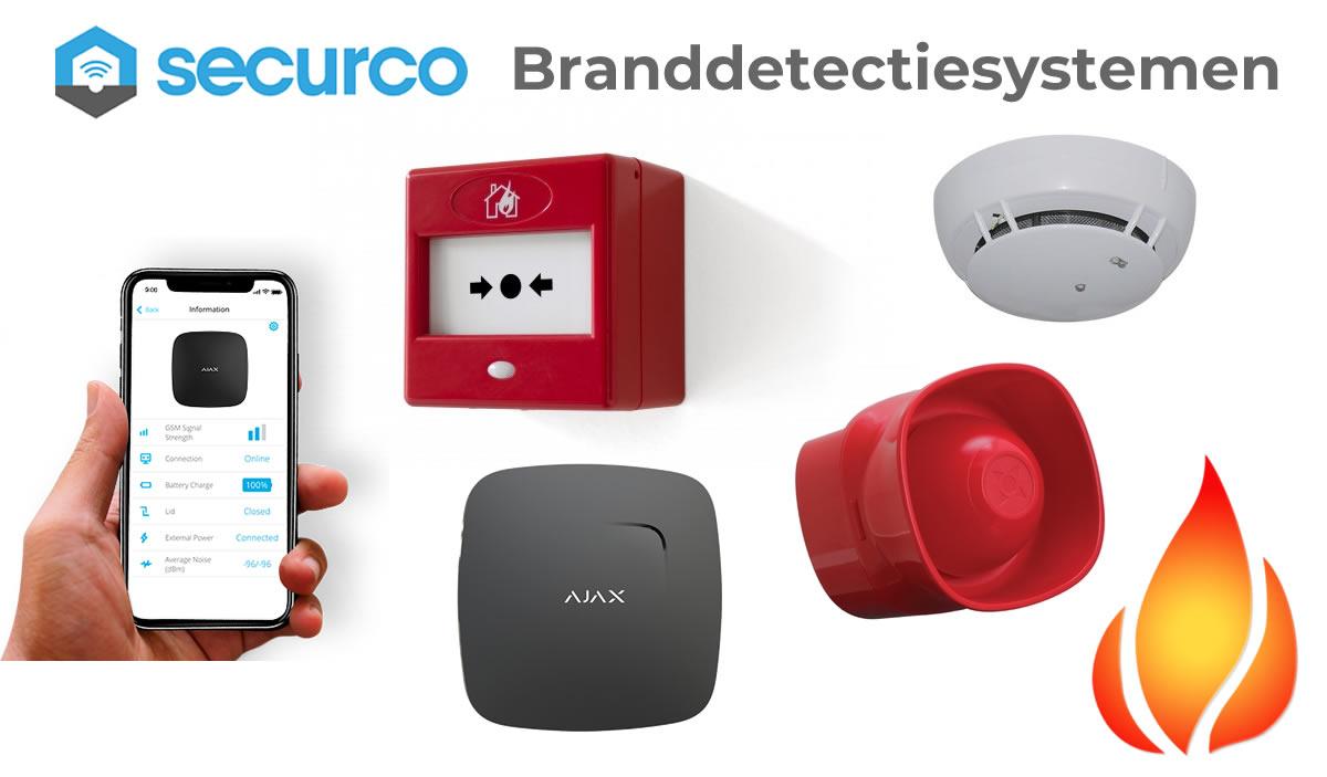 Branddetectiesystemen Handzame