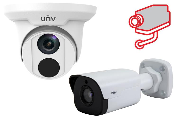 Camerabewaking SecurCo alarmsystemen