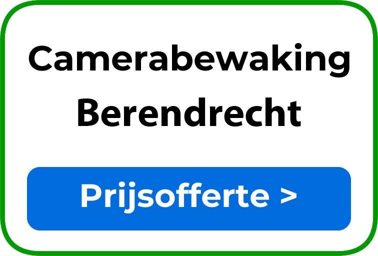 Camerabewaking in Berendrecht
