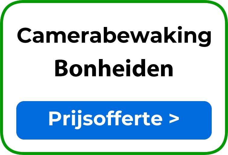 Camerabewaking in Bonheiden