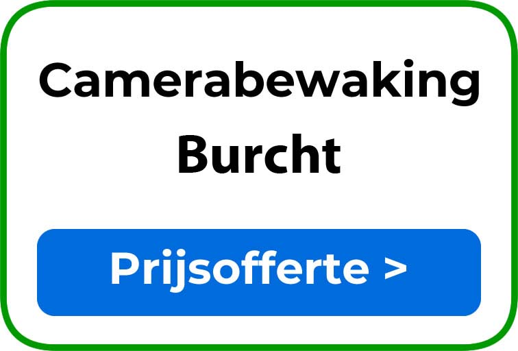 Camerabewaking in Burcht