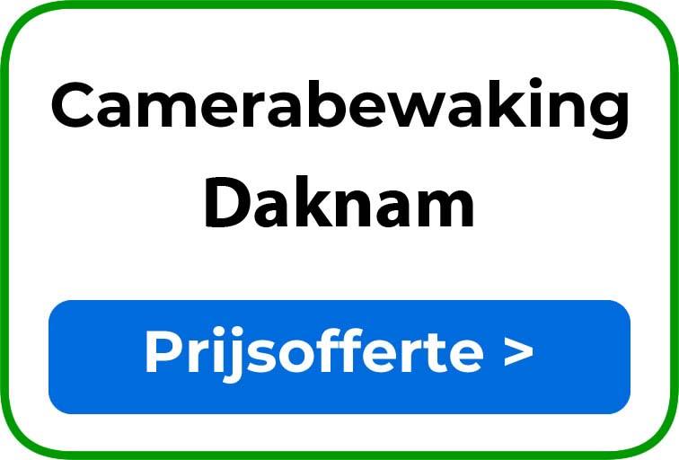 Camerabewaking in Daknam