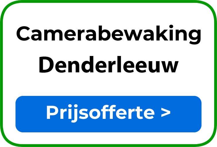 Camerabewaking in Denderleeuw