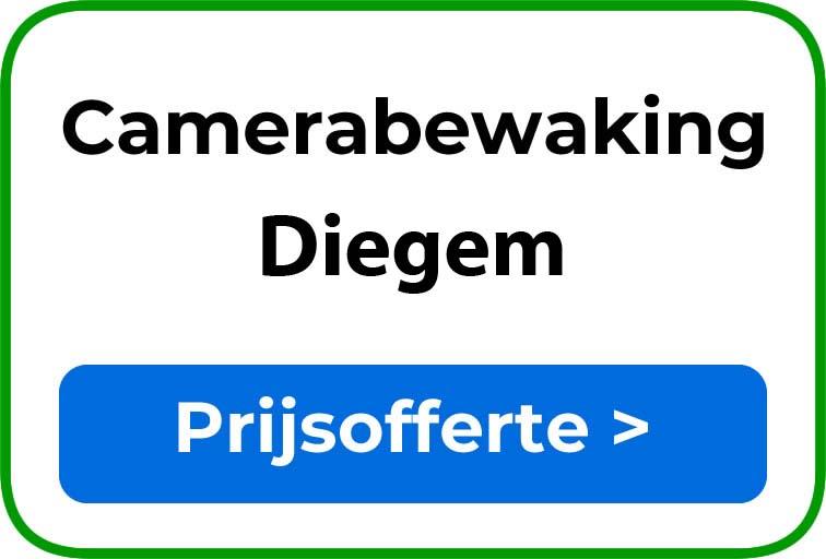 Camerabewaking in Diegem