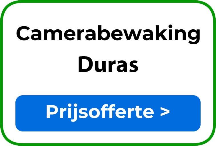 Camerabewaking in Duras