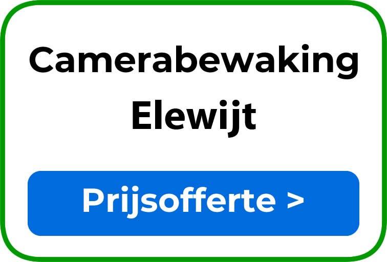 Camerabewaking in Elewijt