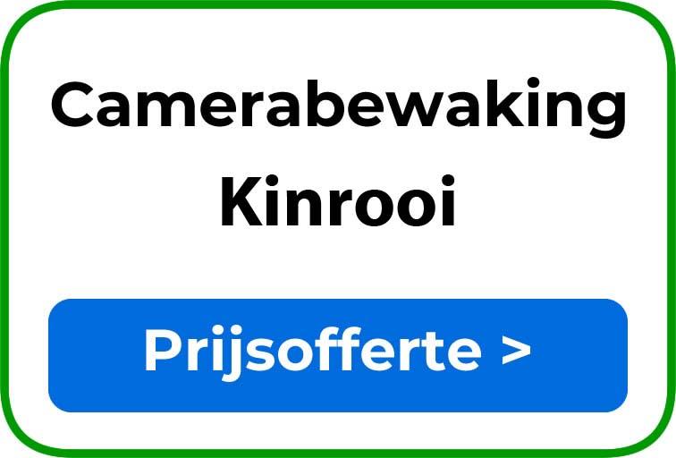 Camerabewaking in Kinrooi
