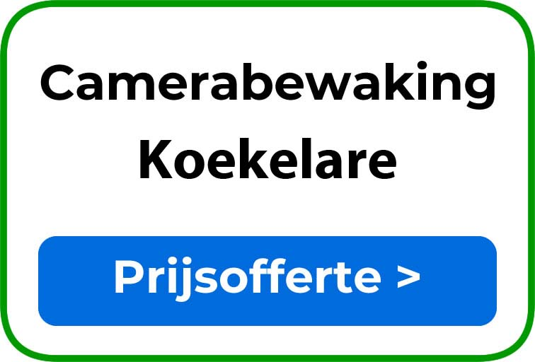 Camerabewaking in Koekelare