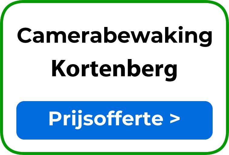 Camerabewaking in Kortenberg