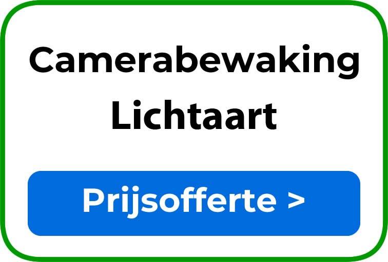 Camerabewaking in Lichtaart