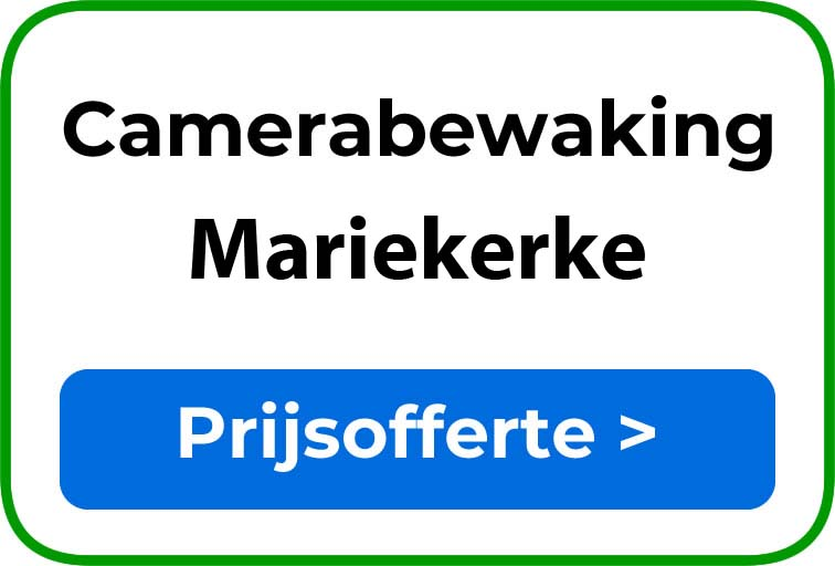 Camerabewaking in Mariekerke