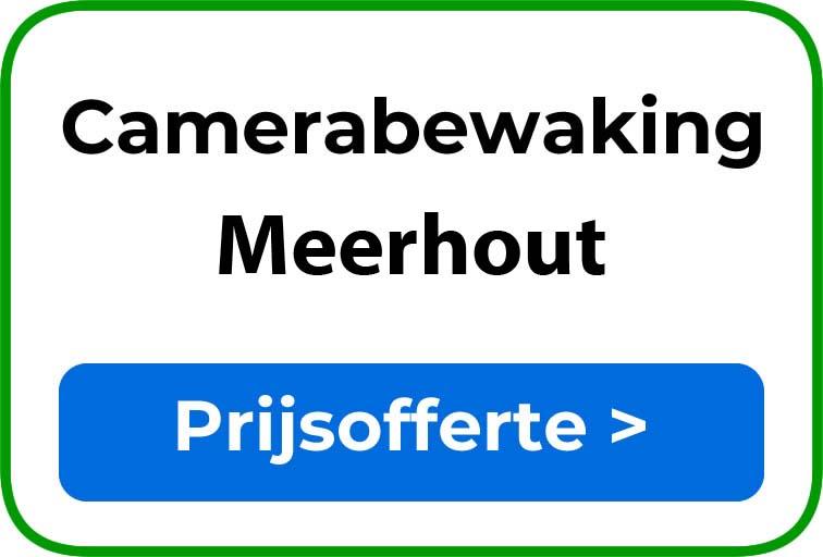 Camerabewaking in Meerhout