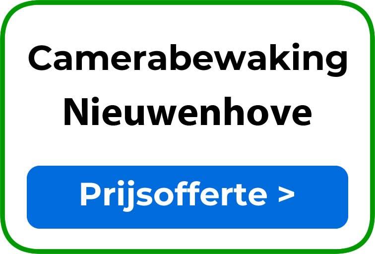 Camerabewaking in Nieuwenhove