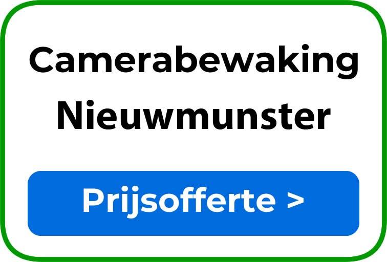 Camerabewaking in Nieuwmunster