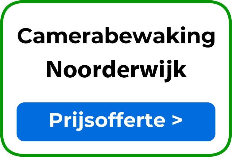 Camerabewaking in Noorderwijk