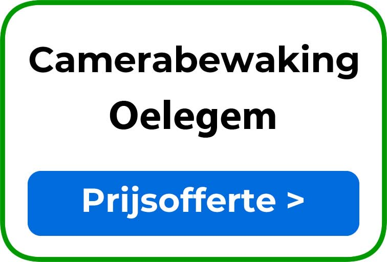 Camerabewaking in Oelegem