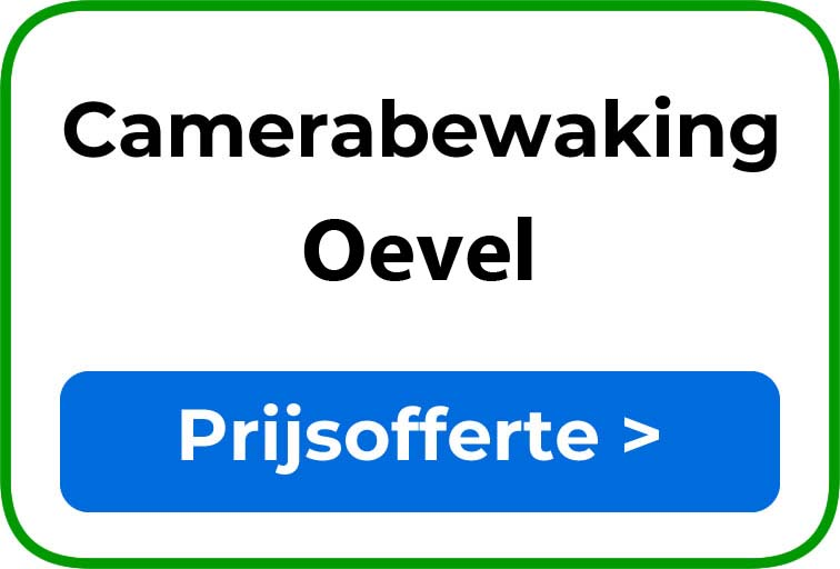 Camerabewaking in Oevel