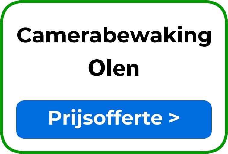 Camerabewaking in Olen