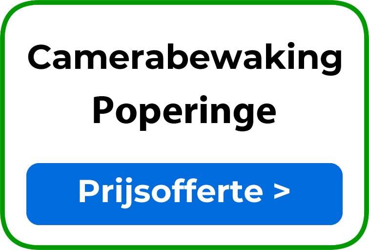 Camerabewaking in Poperinge